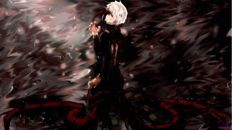 Kaneki - Centipede Distortion