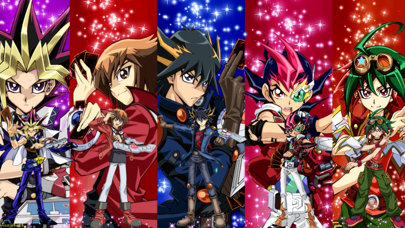 5 Generations of Duelists