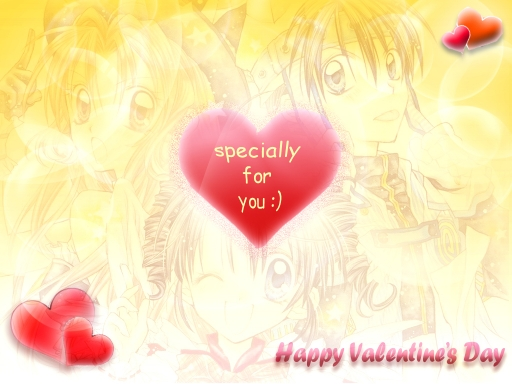 happy valentine's!