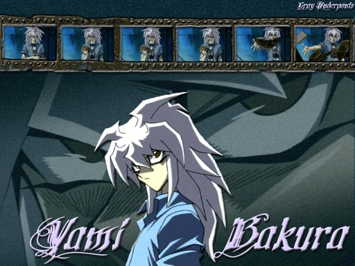 Bakura Cheats and Steals