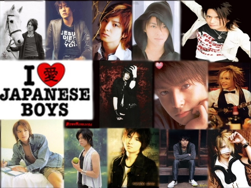 I Love Japanese Boys