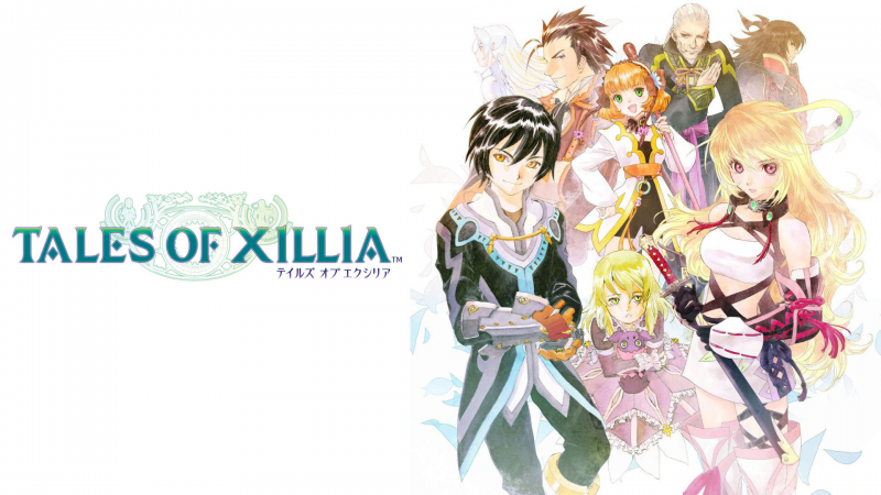 Xillia Box Art