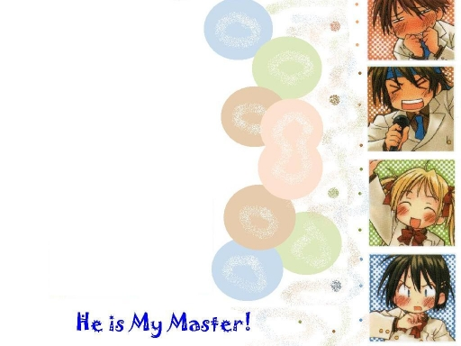 He is My Master!