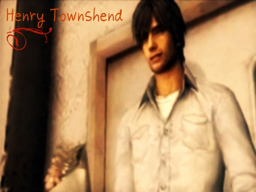 Henry Townshend- Silent Hill 4