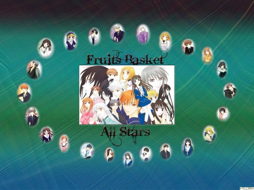 Fruits Basket All Stars