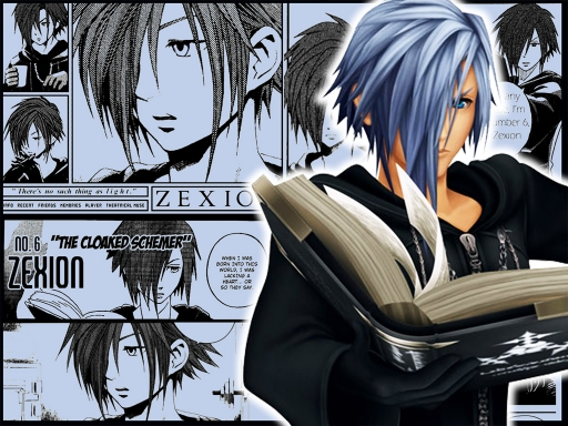 Zexion~ The Cloaked Schemer