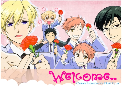 Ouran High School Host Club &l