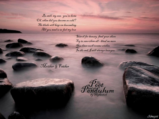 The Poet and the Pendulum