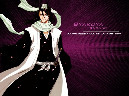 6th Division Captain,Kuchiki B