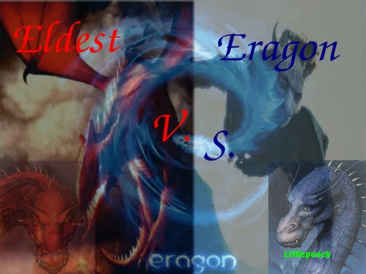 Eragon V.S. Eldest