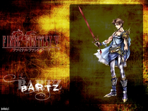 Bartz From Final Fantasy V