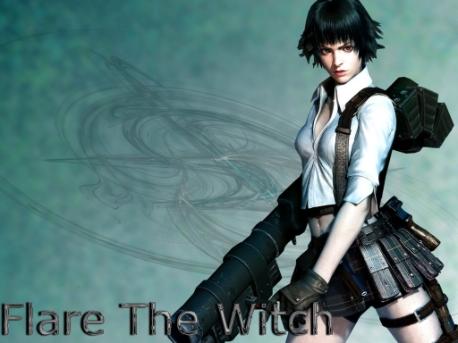 Flare the Witch