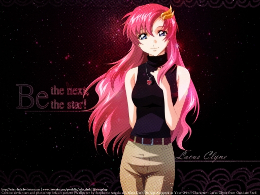 Next Top Model: Lacus Clyne