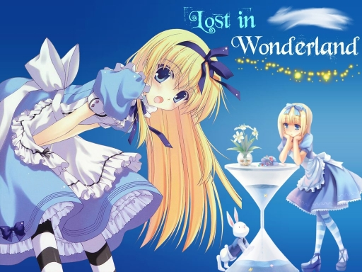 Lost in Wonderland