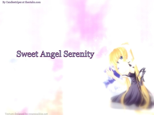 Sweet Angel Serenity
