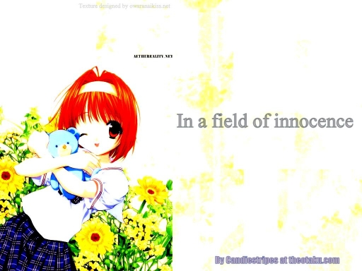 In A Field Of Innocence
