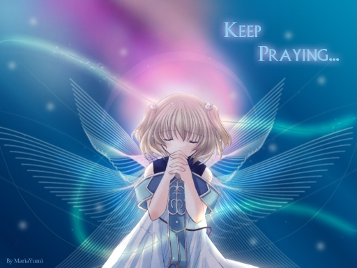 Keep praying... for Japan