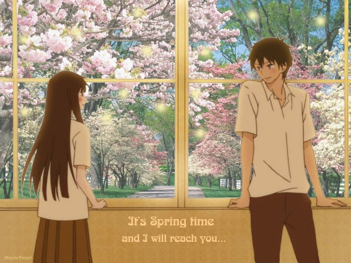 Kimi ni Todoke - Spring