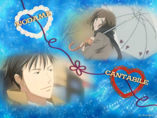Nodame Cantabile... Love