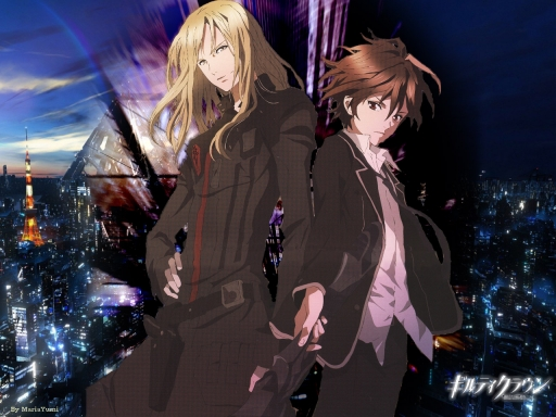 Guilty Crown - Gay / Shu