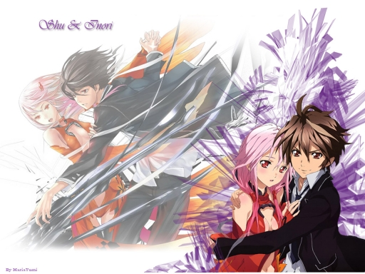 Guilty Crown: Shu & Inori