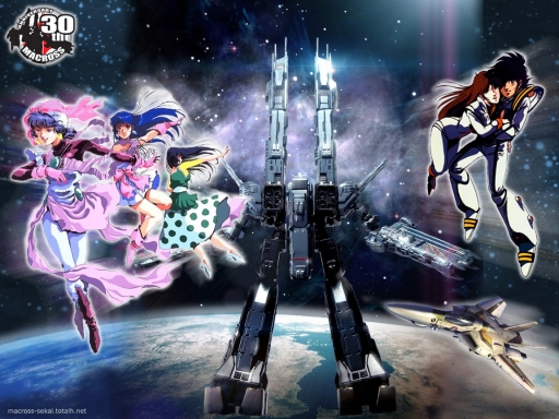 Macross 30th anniver.