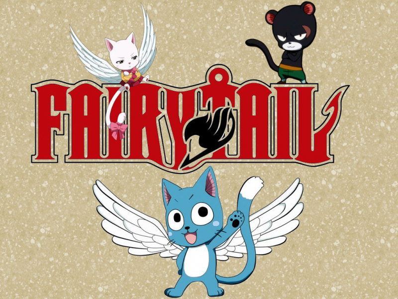 Cool Cats of Fairy Tail