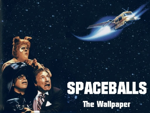 Spaceballs the Wallpaper