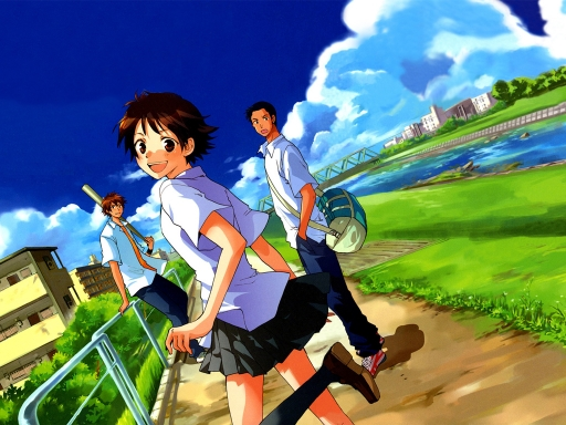 Friends who leapt through time