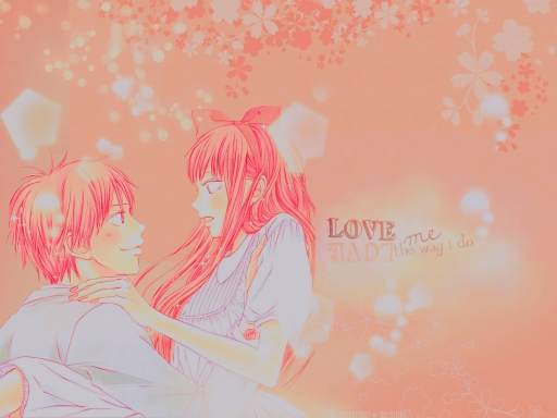Kimi ni Todoke- Love Me the wa