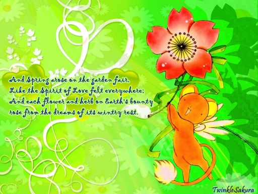 Spring wishes from Kero!