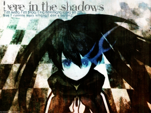 Here In The Shadows