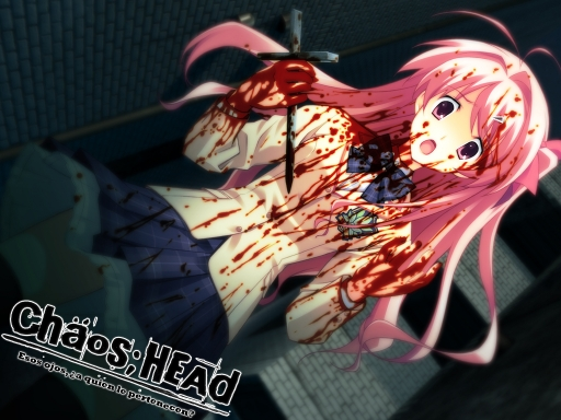 Chaos;HEAD Rimi Blood