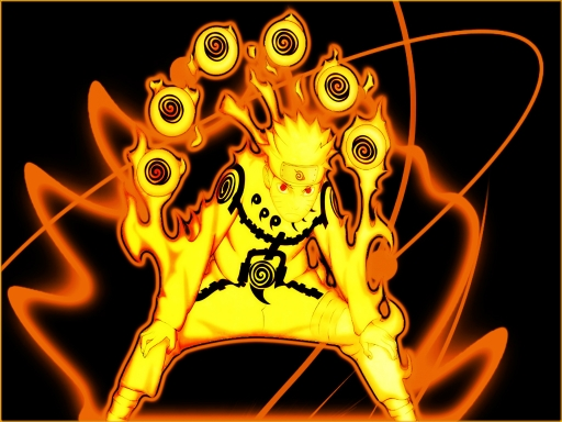 Nine-Tails Chakra Mode Version