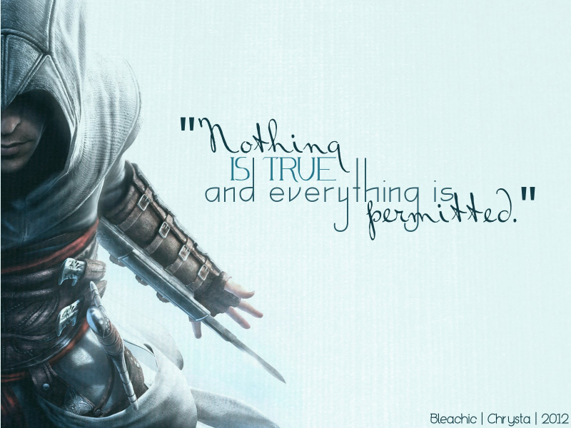 [Everything is Permitted]