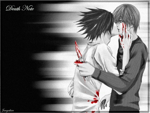 Death Note Blood