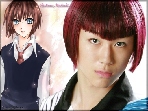 Ruito as Gakuto
