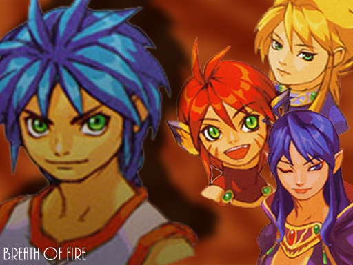 Breath Of Fire: Ryu and His La