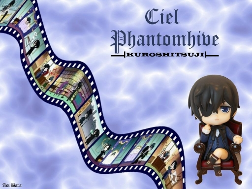 Ciel - kawaii!