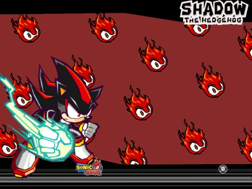 "Wallpaper ""Shadow attack!"