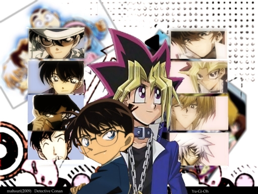 Conan&amp;Yugi