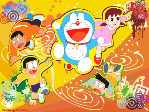 doraemon&amp;friends