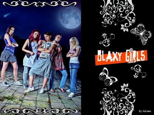 Blaxy Girls