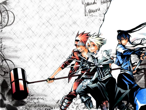 D Gray Man