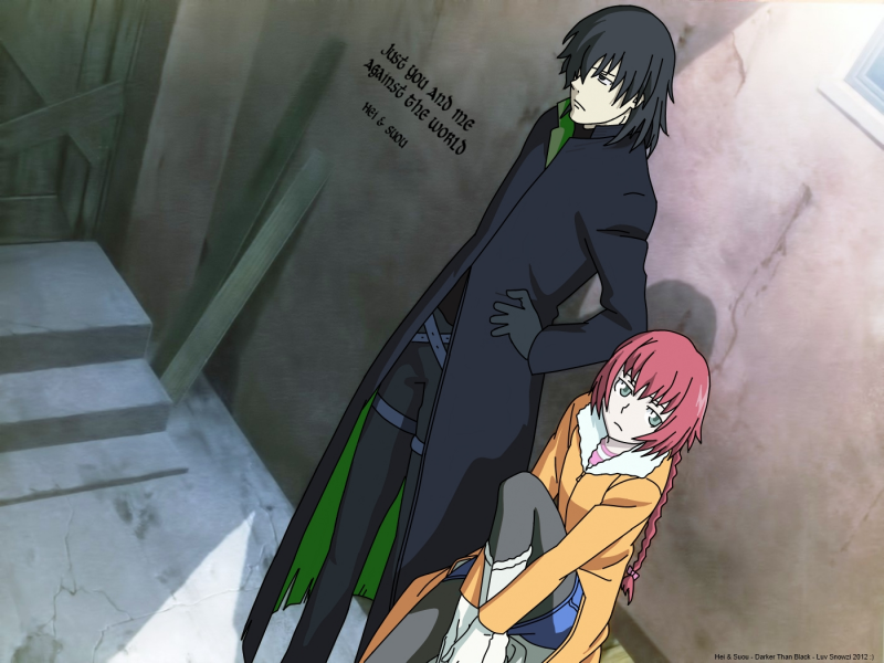 Darker Than Black