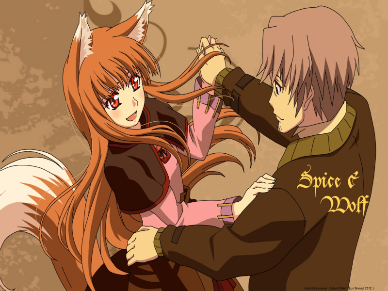 Spice &amp; Wolf