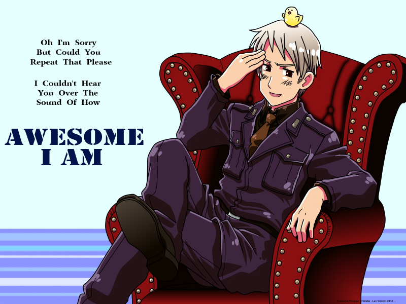 Awesome Prussia