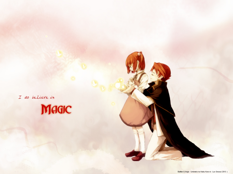 I Do Believe In Magic