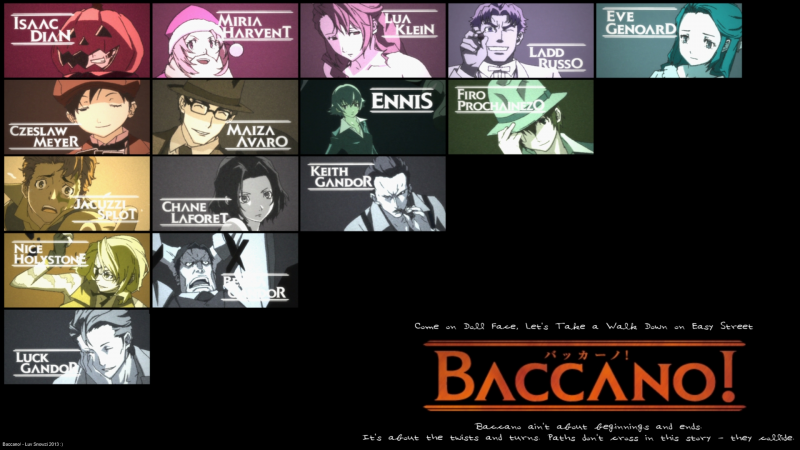 Baccano!