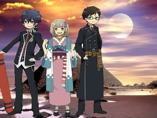 Another Ao no Exorcist Wallie